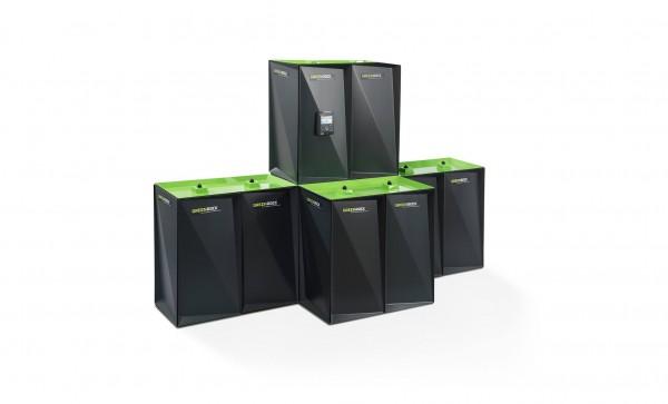 GREEN ROCK, le système de stockage à base d'eau salé