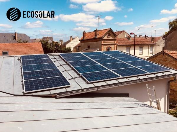 Autoconsommation photovoltaïque micro-crêche