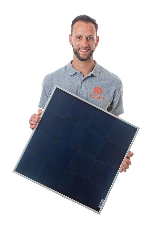 fondateur Ecosolar, panneaux solaires et solutions photovoltaïques