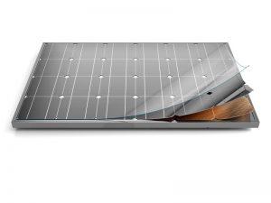 Composition des panneaux solaires