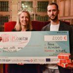 SUNKIOSK, lauréat du concours ID boite