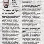ECOSOLAR répond à vos questions sur le photovoltaïque dans l'Union - l'Ardennais