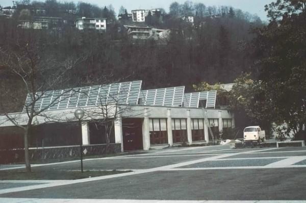 Après plus de 35 ans, la première centrale solaire Européenne toujours en action !