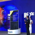 Une nouvelle génération de panneaux solaires