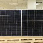 Panneaux photovoltaïques,  la course à la puissance unitaire - 670 Wc.